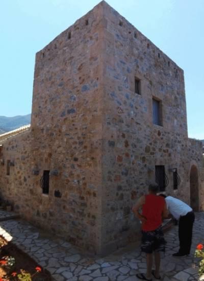 Small villa above Agios Nikolaos