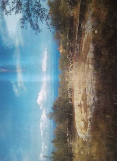 Plot of land with building permission - 40.000 euro