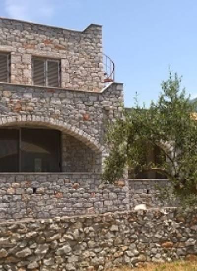 Three Stone Villas Above Pantazi Beach - Close to Agios Demitrios
