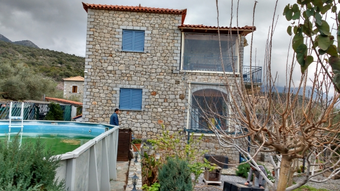 Stone detached  house - 225.000 euro