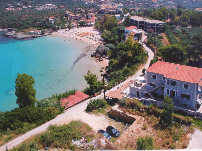 Best two pieces of land in Stoupa-Kalogria