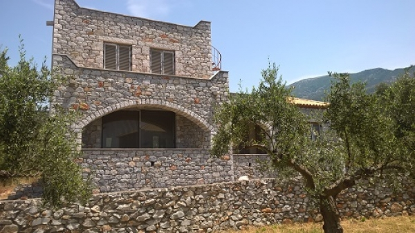 Three Stone Villas Above Pantazi Beach - Close to Agios Demitrios