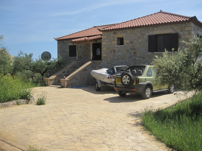 Detached 5 bedroom house - 399.000 euro
